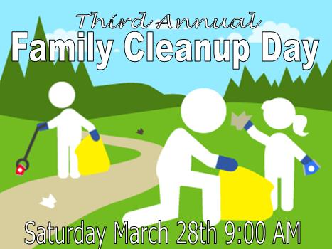family cleanup