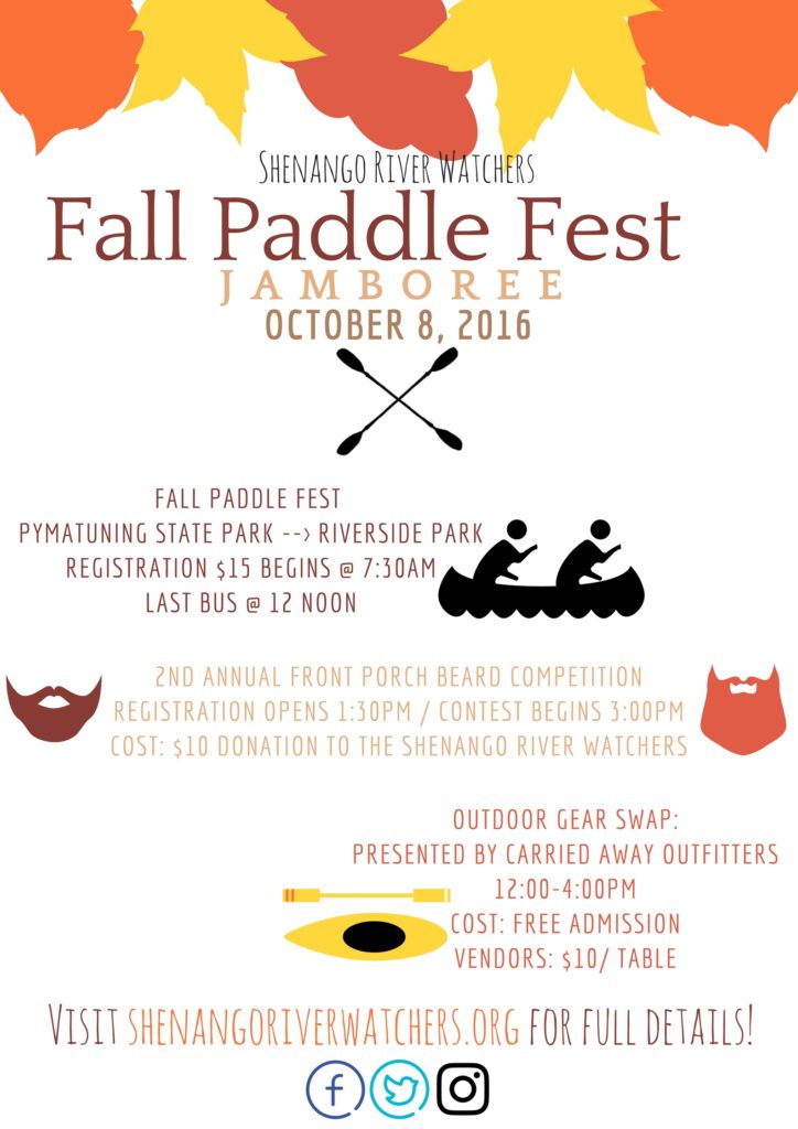 Fall Paddle Fest Jamboree